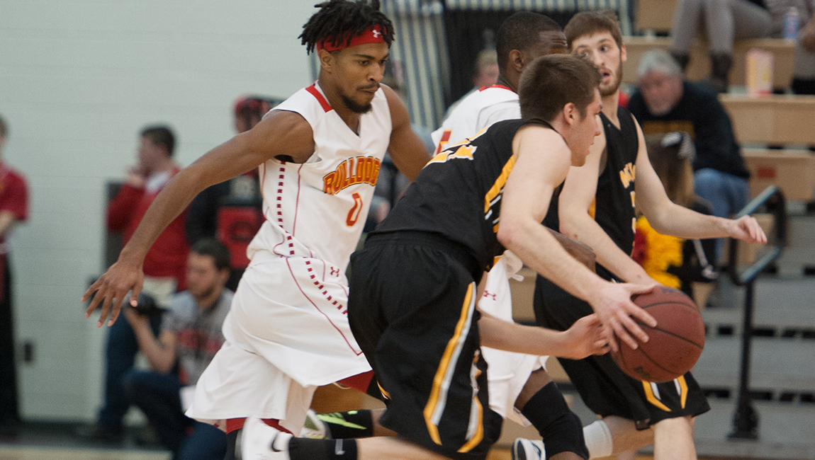 Ferris State Men's Basketball Records Season-Opening Road Victory In St. Louis