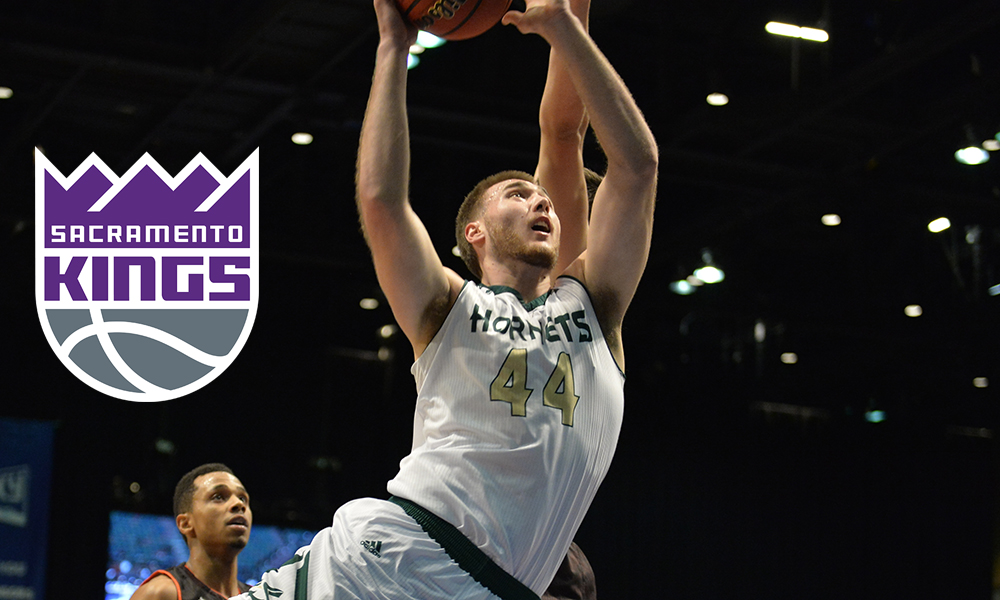 STUTEVILLE ON THE KINGS FINAL SUMMER ROSTER; WILL HEAD TO LAS VEGAS FOR THE NBA SUMMER LEAGUE