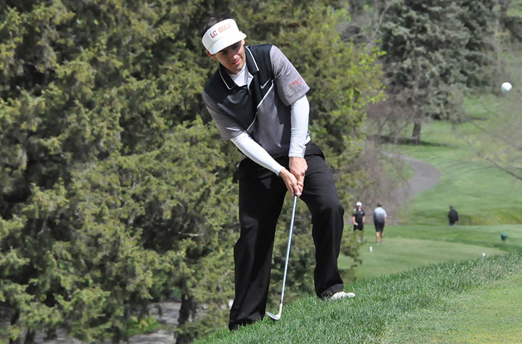 Golf: Panthers move up to 10th after second round of Division III Men's Golf Championships