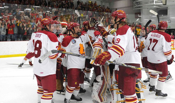 Tickets On Sale For Final CCHA Regular-Season Home Series