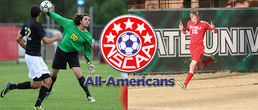Myers and Wise Named NSCAA/Continental Tire All-Americans