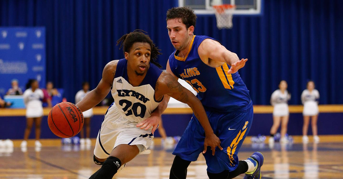 Men's Basketball Suffers First Road Loss at Florida Southern