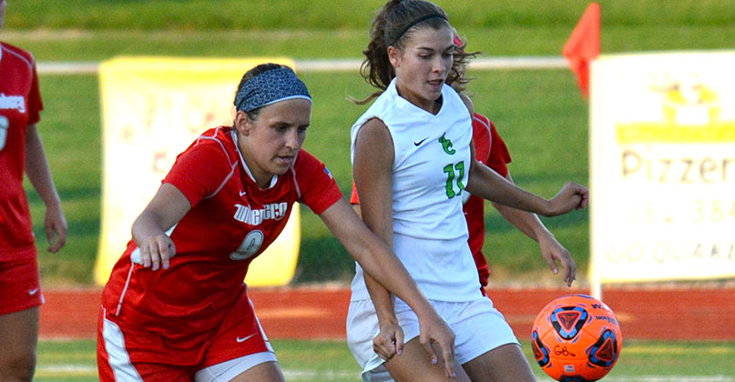 Scoreless draw for @DubC_WSoccer