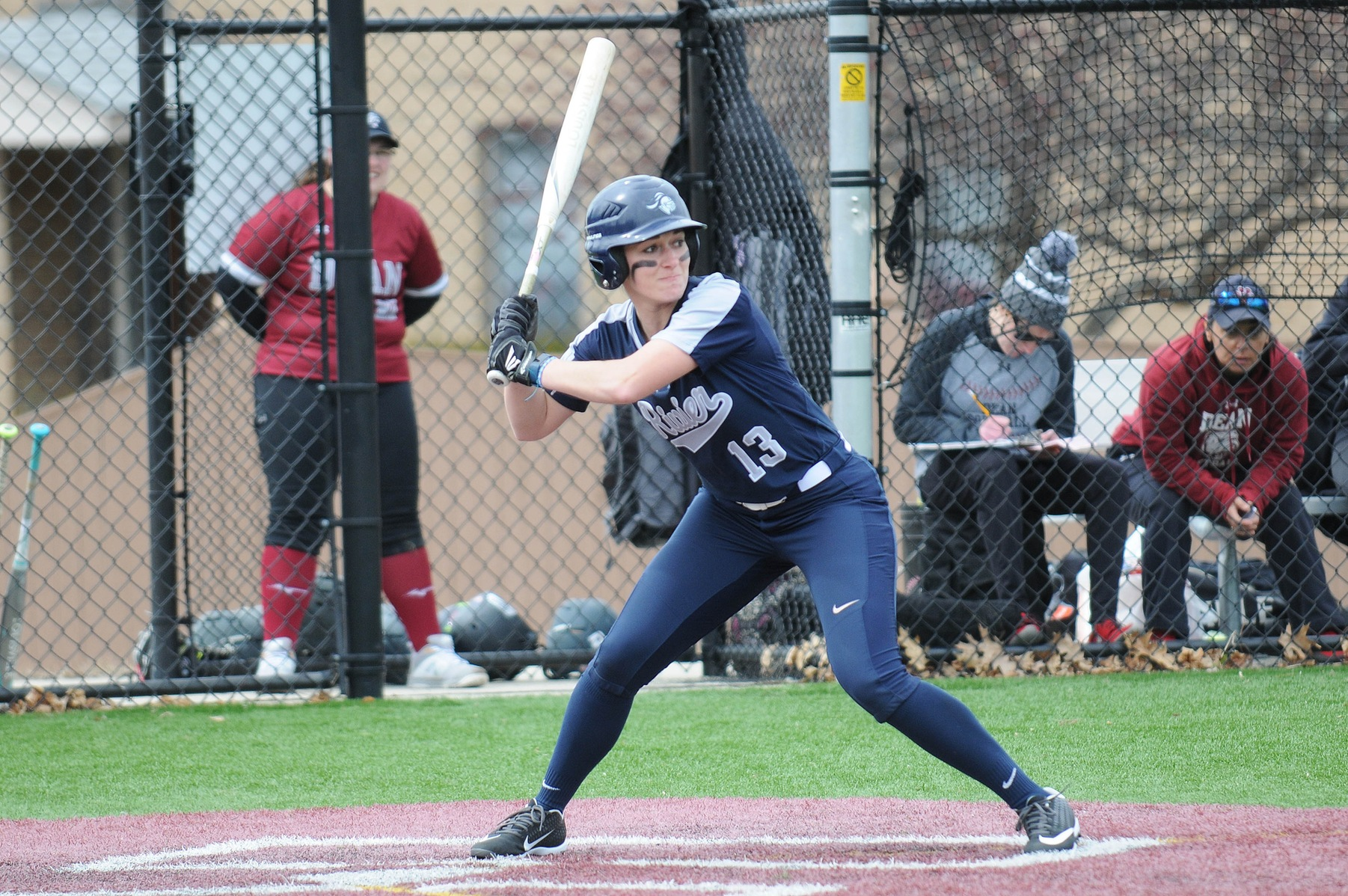 Softball: Raiders fall short in second match against the Cougars, 2-1.