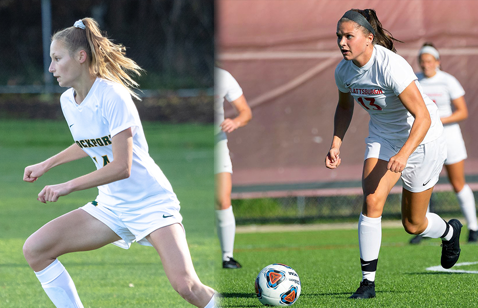 Brockport and Plattsburgh advance to women's soccer semifinals