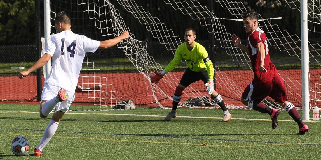 Framingham State Edges Men's Soccer, 3-2