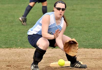 Softball Opens 2011 Campaign with a Pair of Losses at the Gene Cusic Classic in Florida