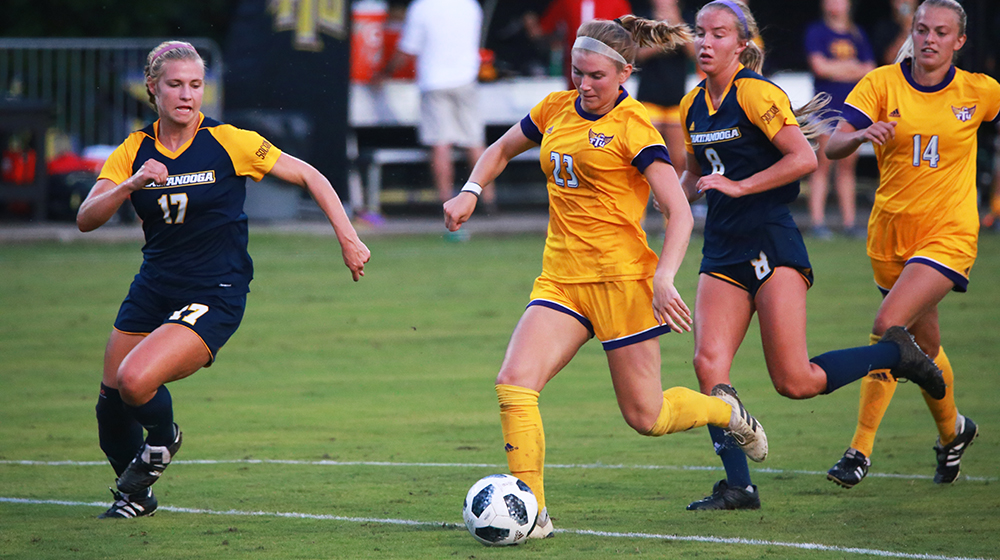 Golden Eagles put lid on exhibition schedule with 2-2 draw against Chattanooga