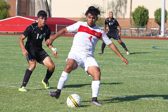 Manuel Lopez scored the deciding goal against Glendale in Tuesday night's win.
