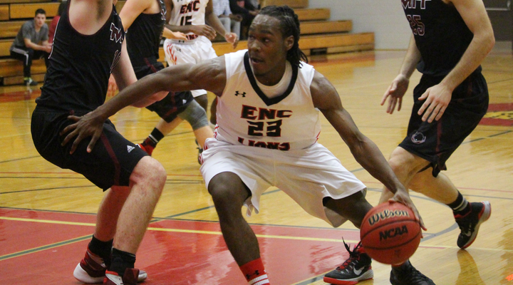 Men's Basketball Suffers 98-88 Setback at Pine Manor