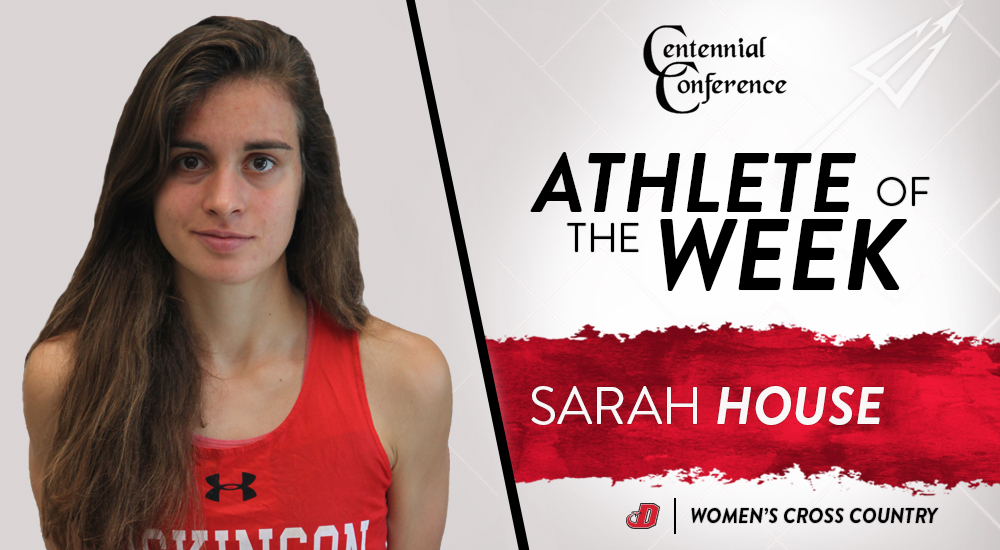 House Earns Second  CC Runner of the Week Honor