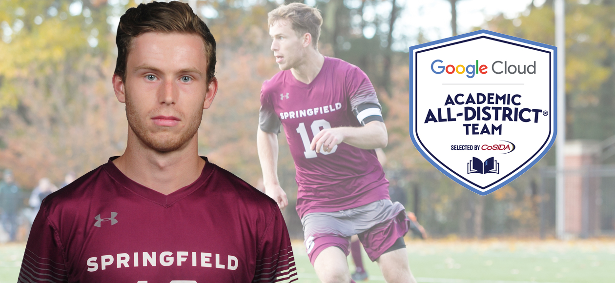 Deckel Earns Third-Consecutive CoSIDA Google Cloud Academic All-District® Honor