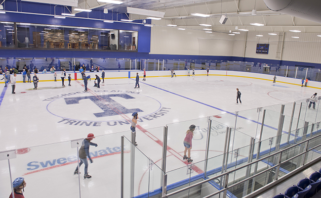 Thunder Ice Arena Featured by Parkview Sports Medicine
