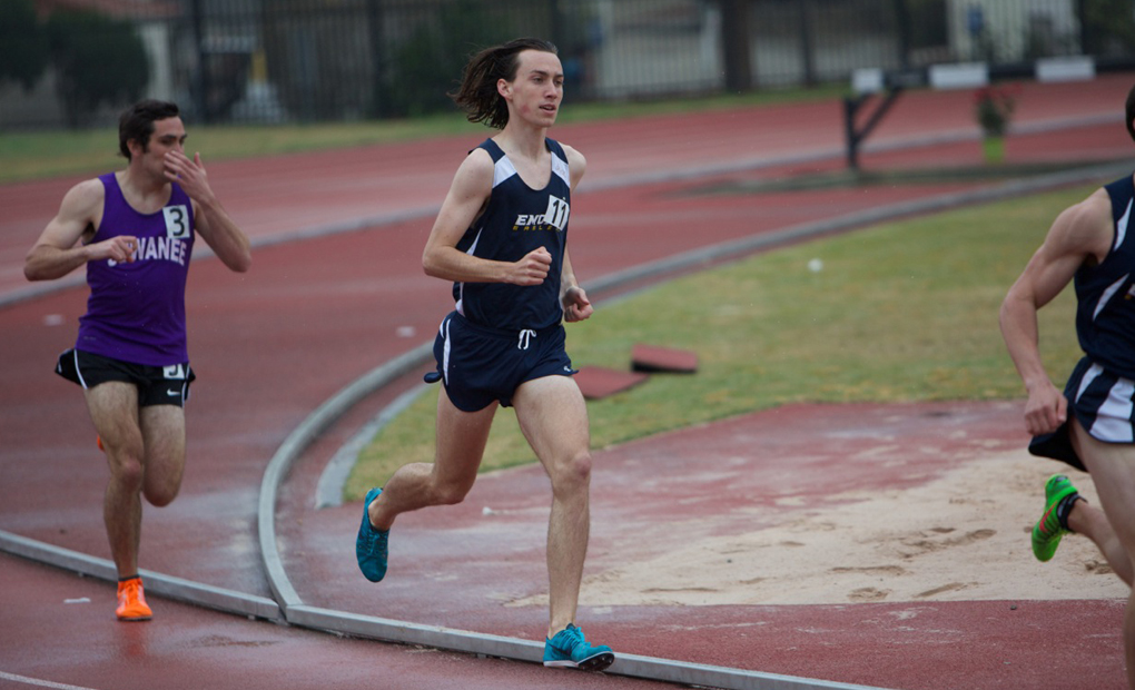 Shane Sullivan Sets New 5000m Record on Day One of Dr. Keeler Invitational