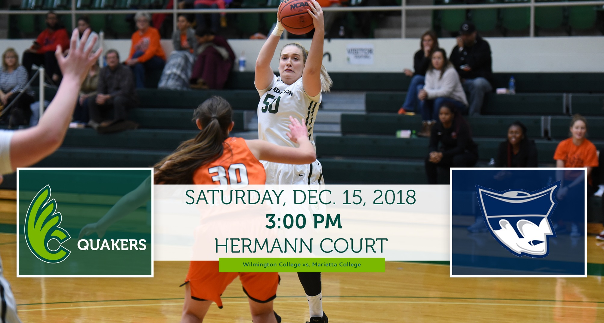 Women's Basketball Hosts Marietta Saturday