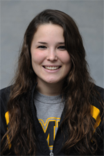 Bridget O'Malley had a 3-for-3 day and added two stolen bases