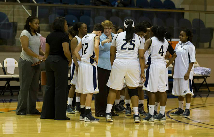GSW Women's Basketball Adds Five to 2013 Class