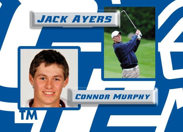 Two Added to 2012-13 Men's Golf Roster