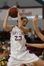 Women's Basketball Tops Portland by 37