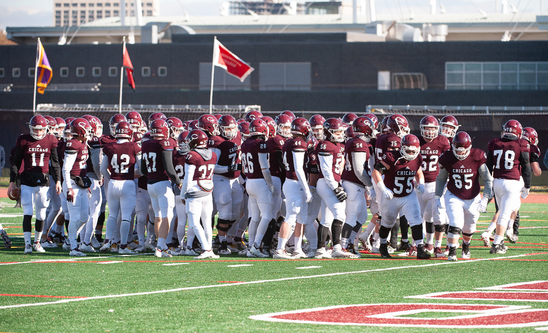 Maroon Football Announces 2019 Schedule