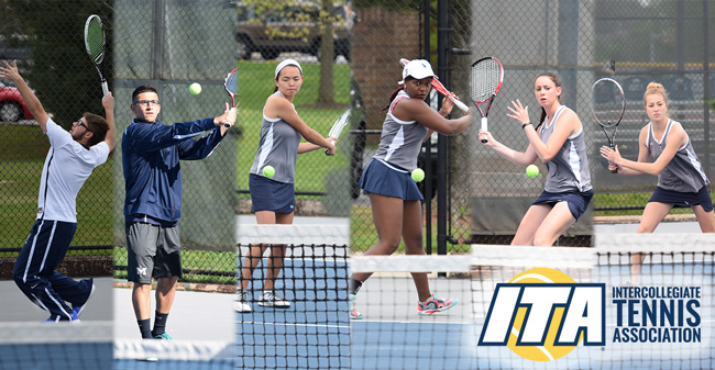 Six Greyhounds Selected as ITA Scholar-Athletes; Women's Squad Earns All-Academic Team Honor