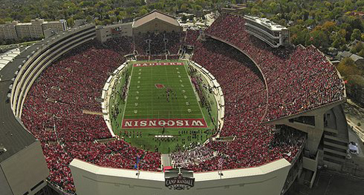 Golden Eagles to face Wisconsin Badgers early in 2013 football season