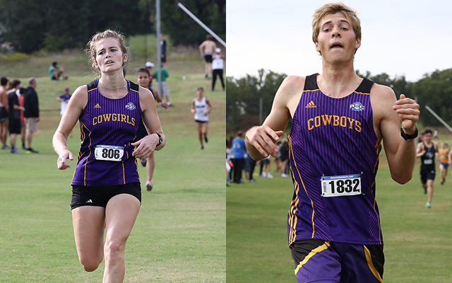 HSU Sends Two To South/Southeast Cross Country Regional