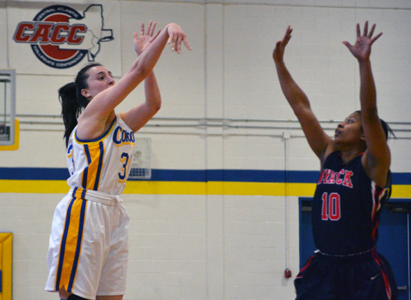 Concordia Defeated by CACC Rival Nyack, 62-51