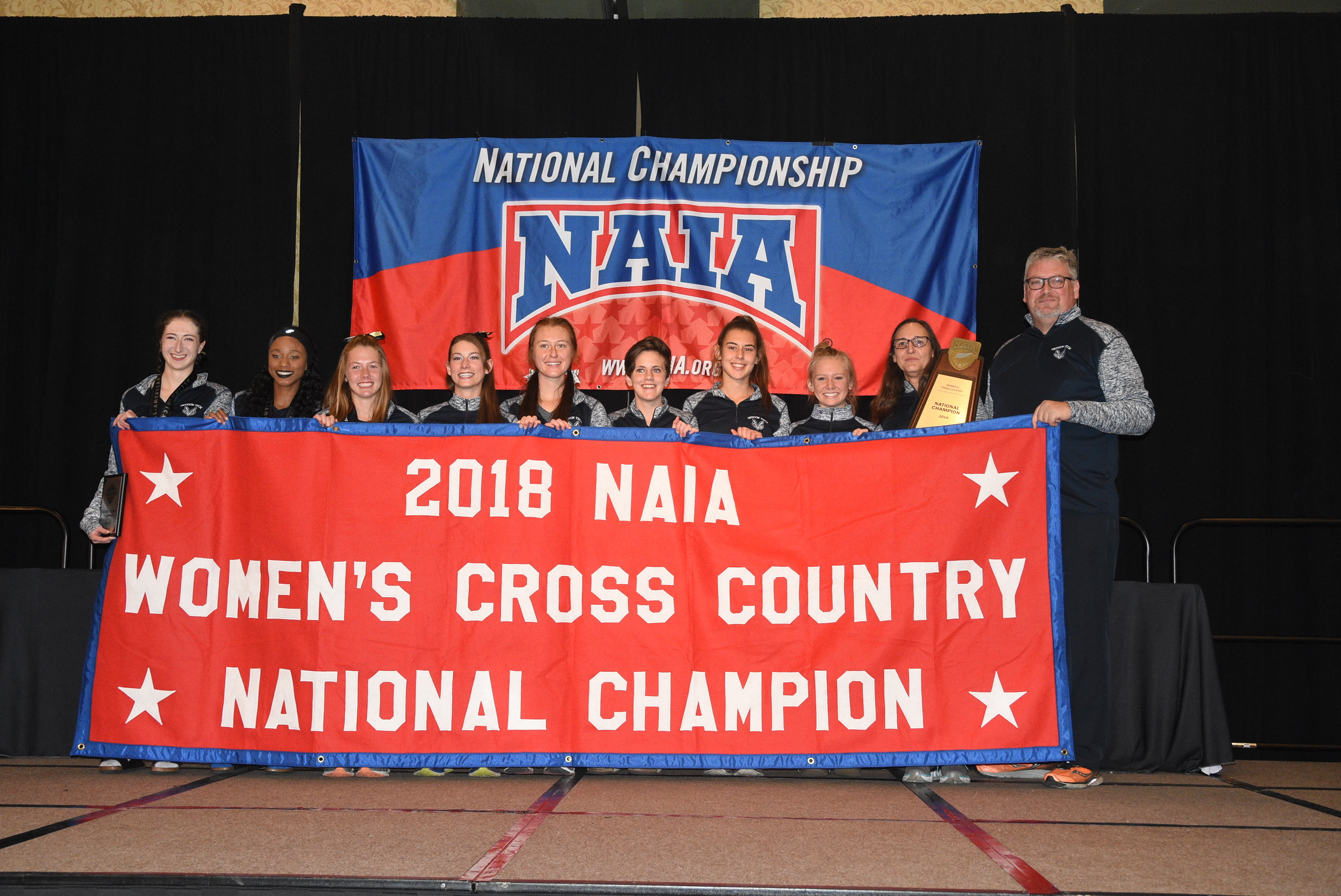 2018 NAIA Women's Cross Country Championship