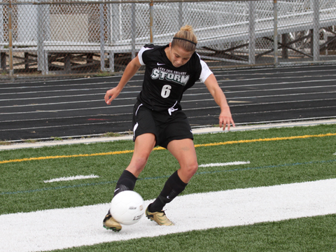 Storm Leads Late on Nemec's Goal, Falls In 2-1 Battle At Urbana