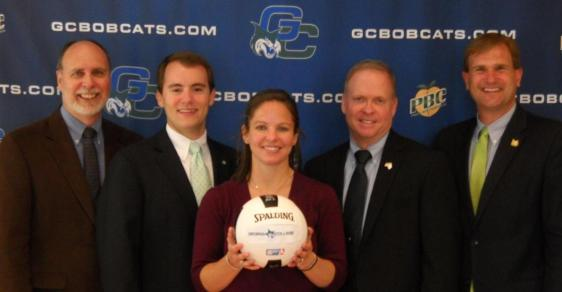 Georgia College Athletics to Add Women's Volleyball in 2013
