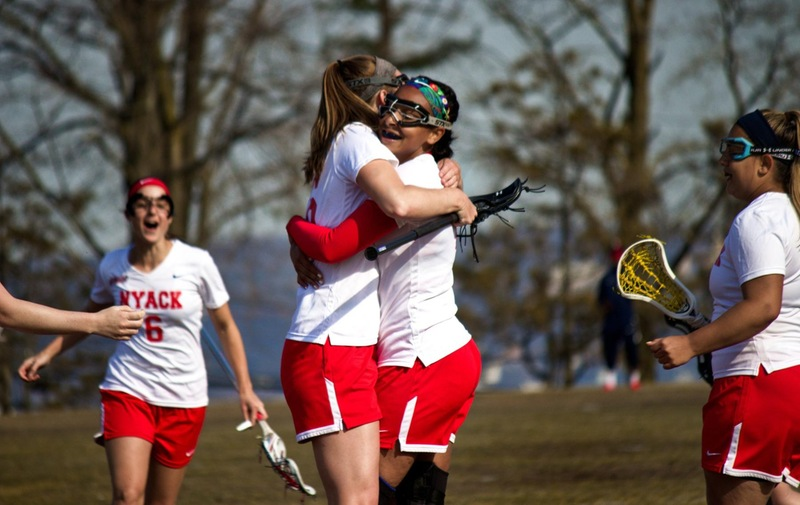 Warriors Lacrosse Wins Against Holy Family Tigers