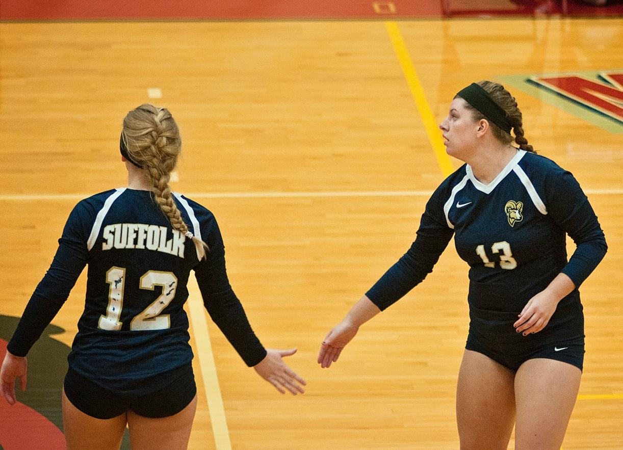 Volleyball Set for Tri-Match at Emerson, vs. Curry