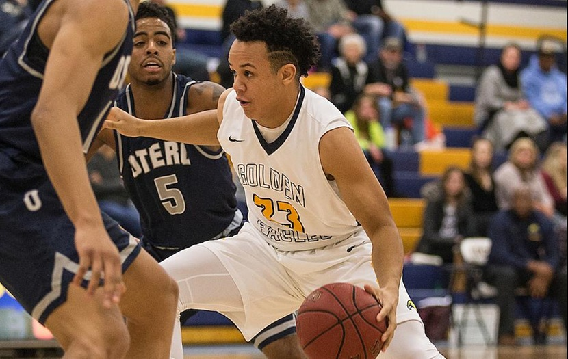 LCCC Men's Basketball Outpaced by #8 College of Southern Idaho, 107-96