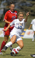 No. 21 Gauchos Parlay Late Goal into 2-1 Win Over No. 24 Tennessee