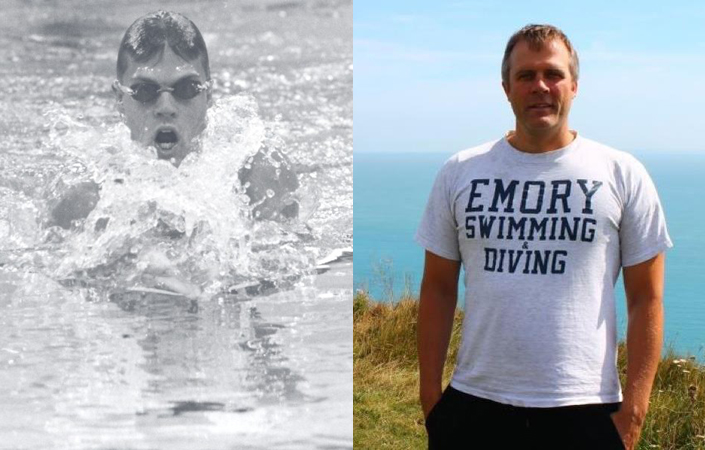 Former Eagle Alan Clack Swims the English Channel