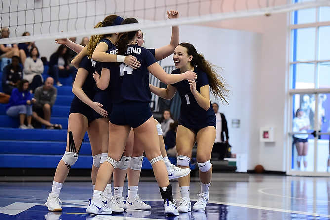 Behrend Volleyball Heads to Alfred State Wednesday