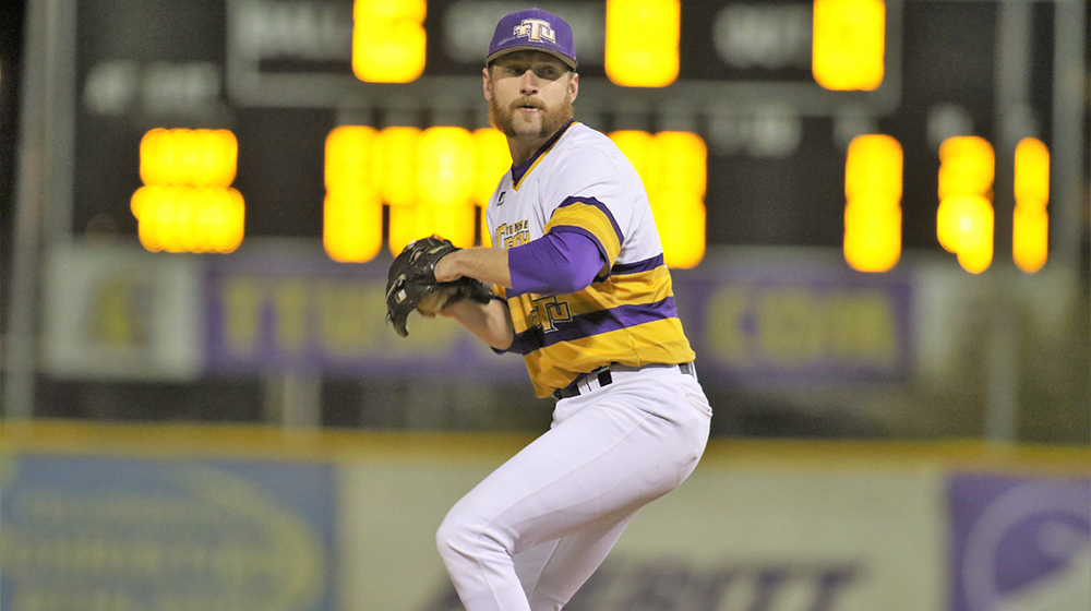 Golden Eagle hurlers combine for fourth straight gem in win over SIUE