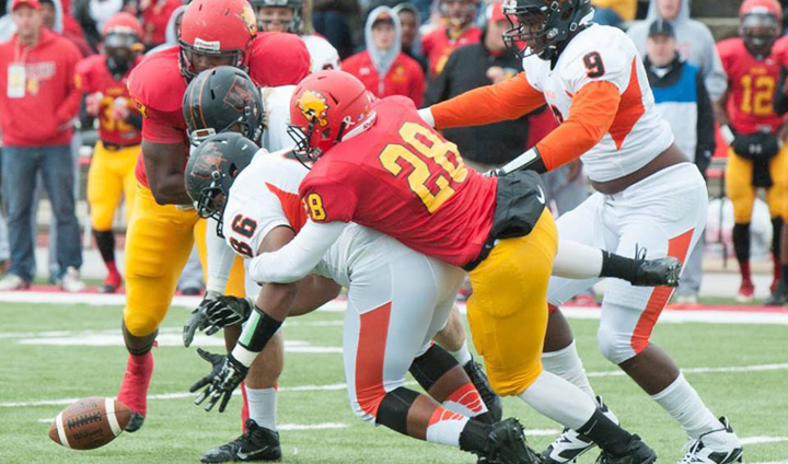 #13 Ferris State Football Remains Unbeaten With Big Homecoming Victory