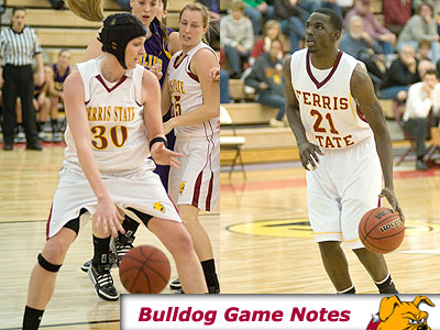 Amy Joostberns (left) and Lou Williams (right) will be in action at home this week (Photos by Ed Hyde)