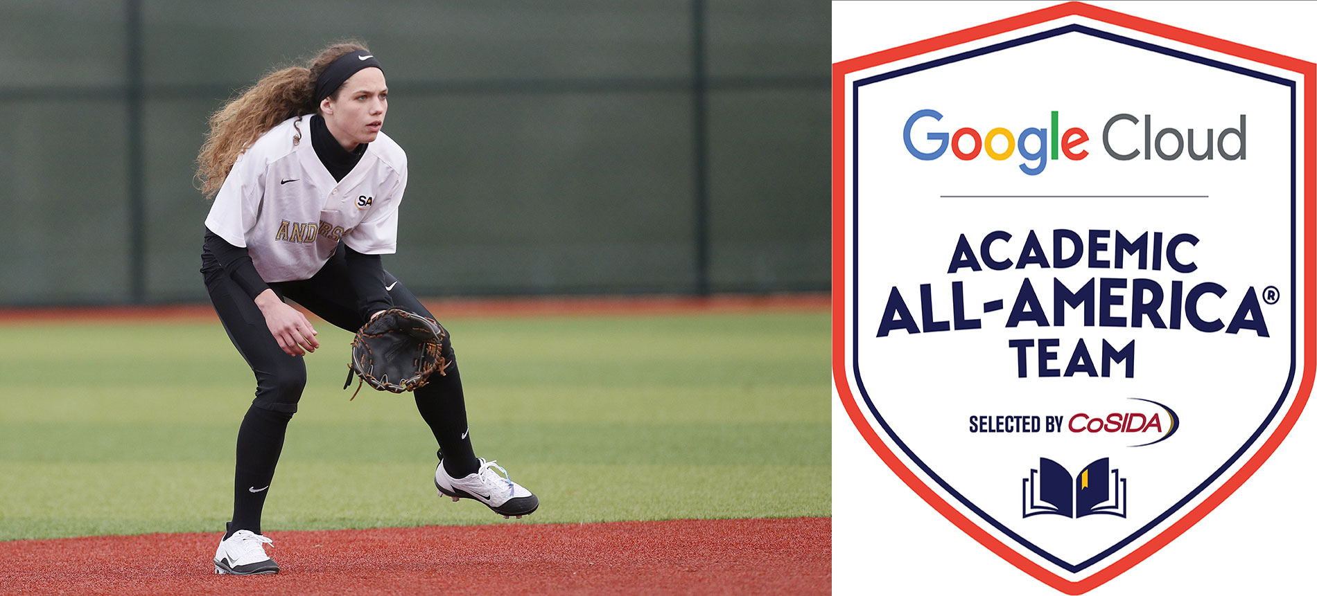 Grant Lands on the 2019 Google Cloud Academic All-America DII Softball Team