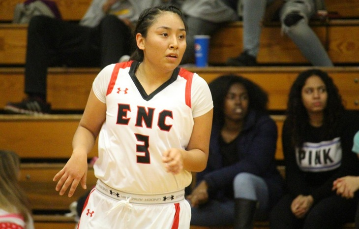 Sekaquaptewa Named CCC Women's Basketball Rookie of the Week