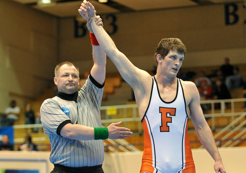 Roughnecks Ranked 14th in NWCA Poll