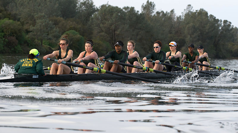 SEVEN TOP-25 TEAMS IN TOWN FOR THIS WEEKEND'S LAKE NATOMA ROWING INVITATIONAL