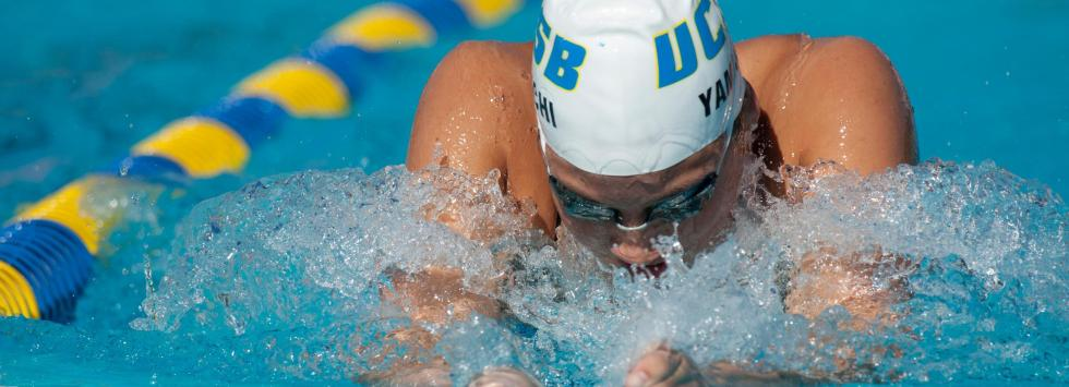 Yamauchi Named MPSF Swimmer of the Week