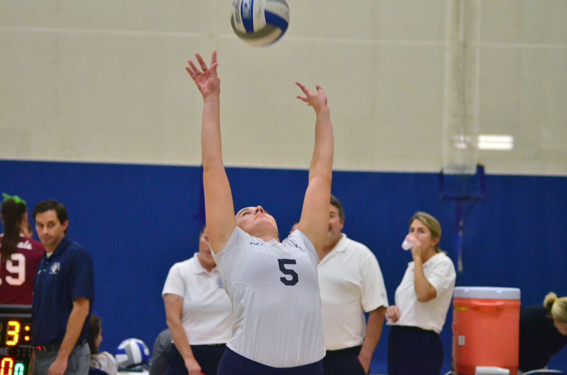 Lions Fall Twice on Second Day of Morrisville State Tournament