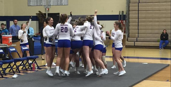 Acrobatics & Tumbling earns first win of the season