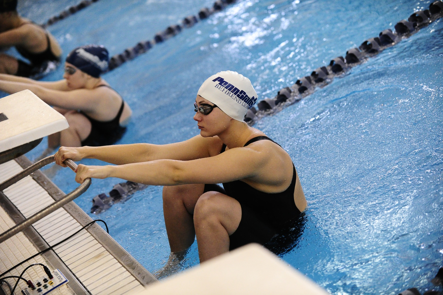 Alfred State Edges Women's Swimming