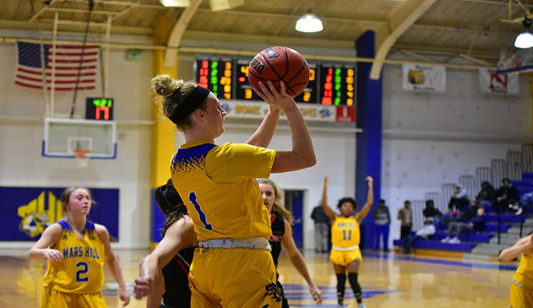Mars Hill falls to Catawba on road
