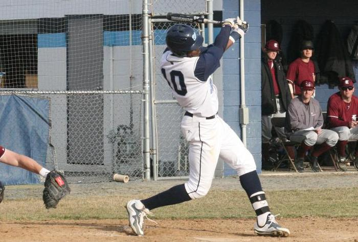 Baseball Falls in Extras at Salisbury in CAC First Round
